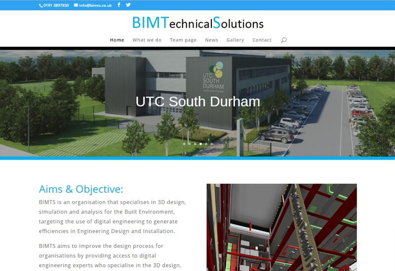 BIM Technical Solutions from mobix